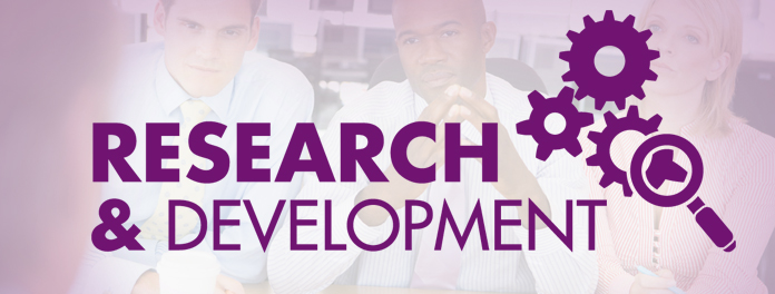 What is research and development in business